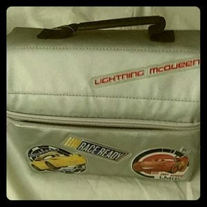 Disney Lightning Mcqueen Lunch Bag